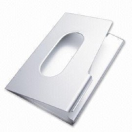 Card Holder Stainless 1.2