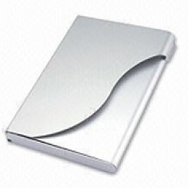 Card Holder Stainless 1.3